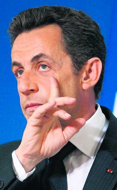 """""""Lech Kaczynski tillägnade hela sitt liv till sitt land."""" Nicolas Sarkozy, Frankrikes president."""