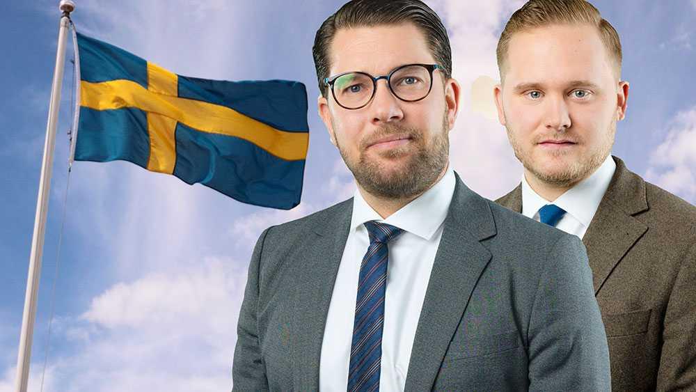 Det nya viruset har visat att vi i Sverige inte kan förlita oss på att någon annan än oss själva när krisen slår till. På motsvarande sätt måste Sverige begrava idén om att vi i olika politiska aspekter ska rädda hela världen, skriver  Jimmie Åkesson och Henrik Vinge (SD).