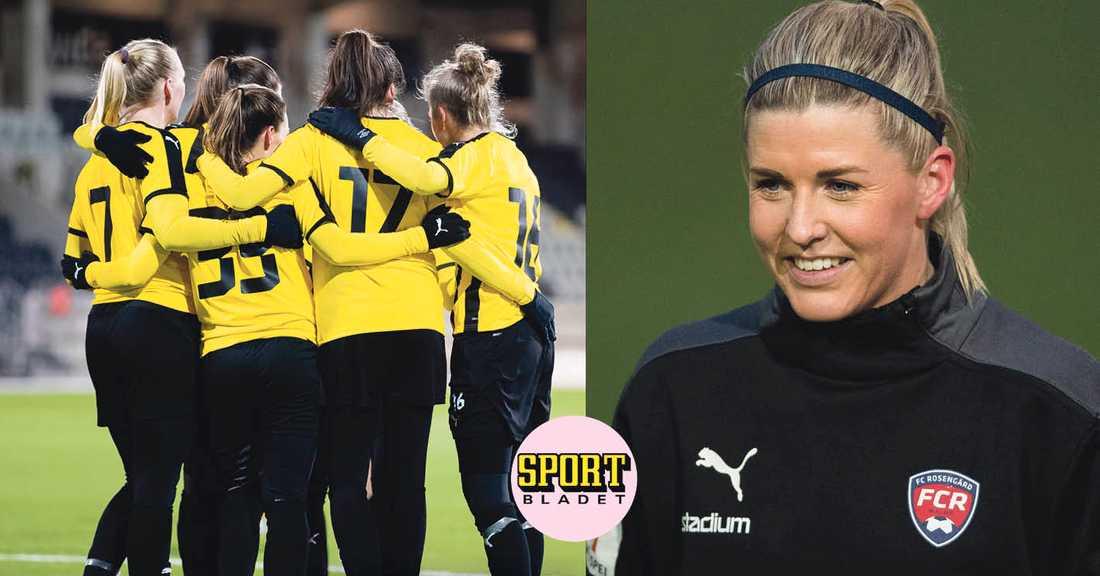 BK Häcken FF har tagit över Göteborgs FC inför Damallsvenskan 2021 och Olivia Schough har lämnat Djurgården för FC Rosengård.