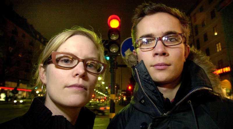 Karin Dreijer och Olof Dreijer