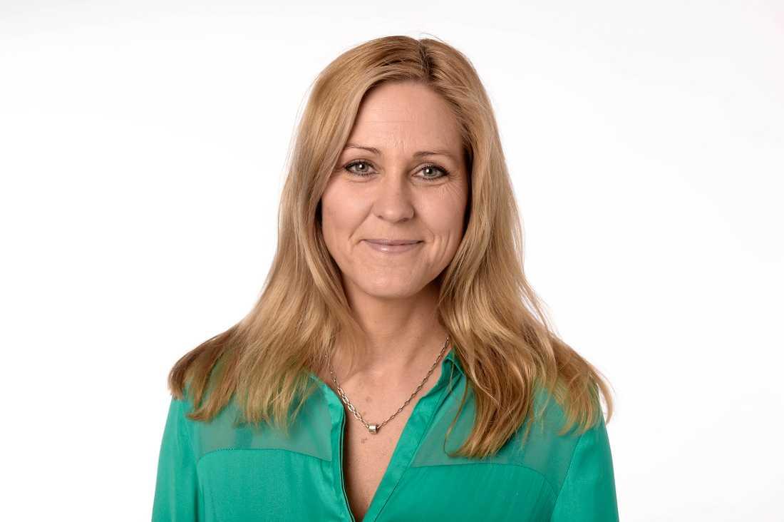 Privatekonom Christina Söderberg.