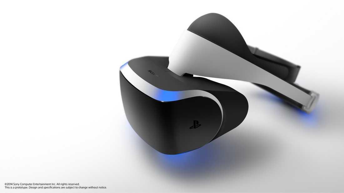 Sonys Project Morpheus.