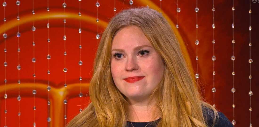 Mikaela Hedenskog, 26.