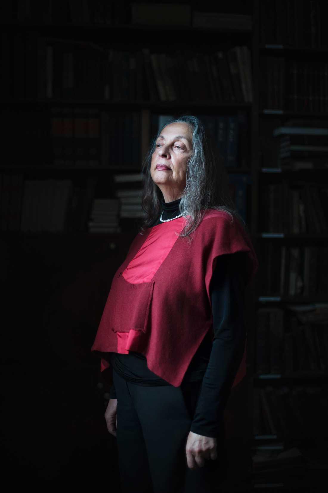 Psykologen Sara Wasersztrum har arbetat på judiska hemmet.