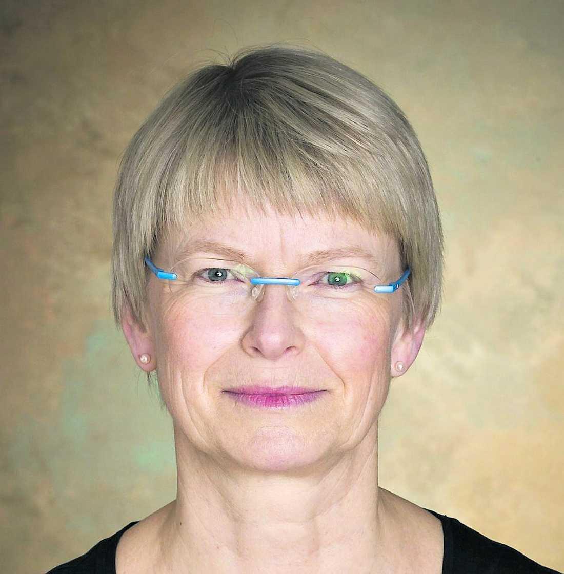 Justitiekansler Anna Skarhed.