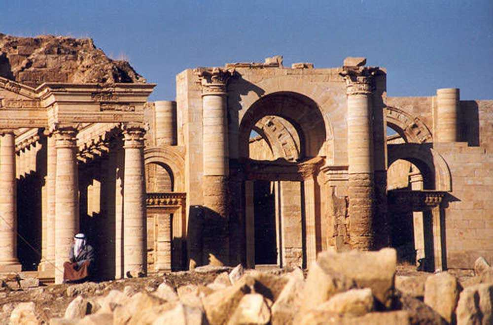 Ruinstaden Hatra