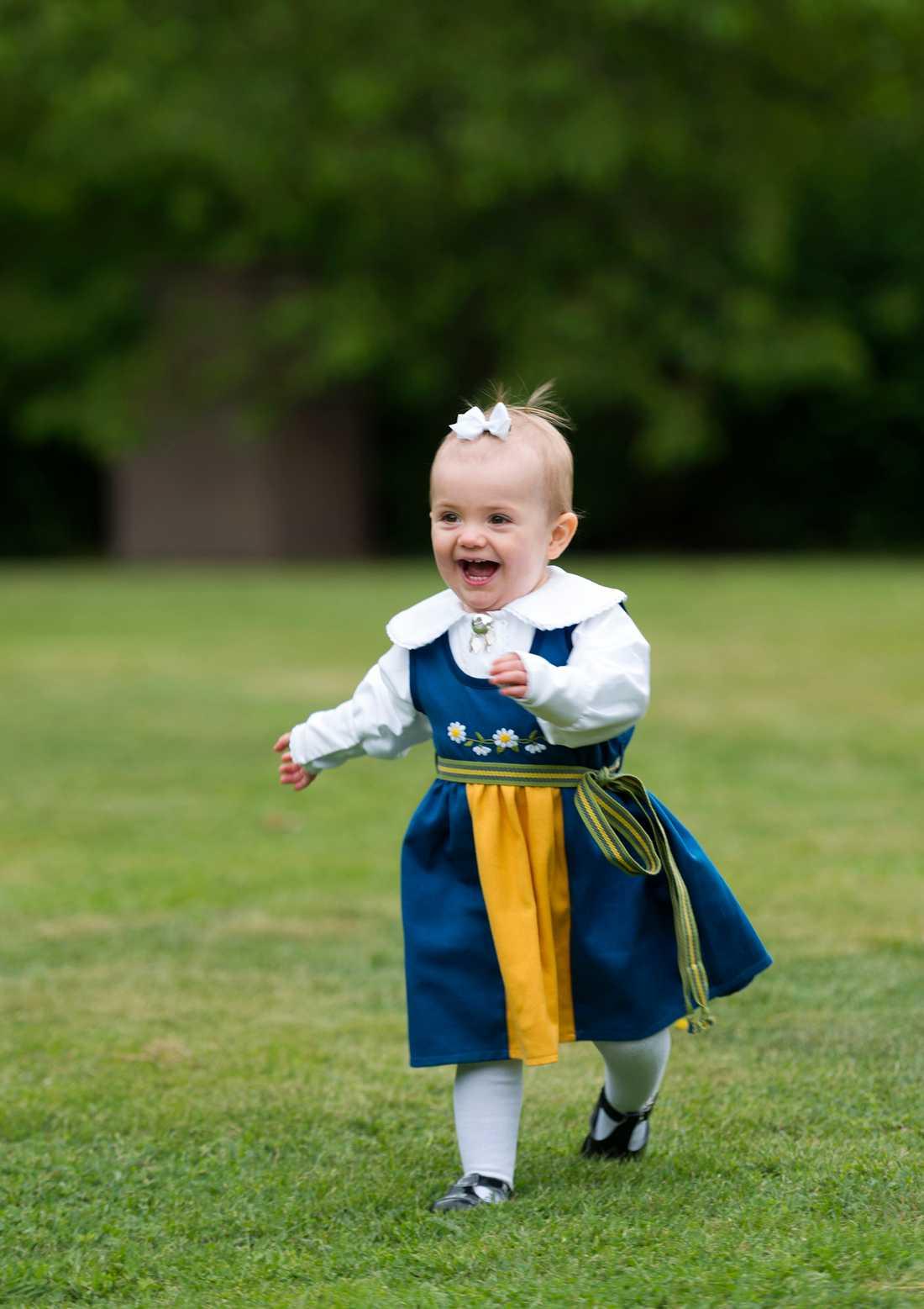 Prinsessan Estelle 2013.