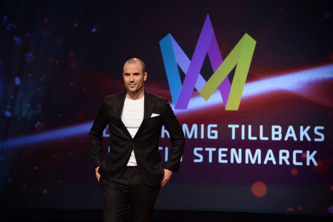 Tidigare vinnaren Martin Stenmarck ställer upp på nytt.