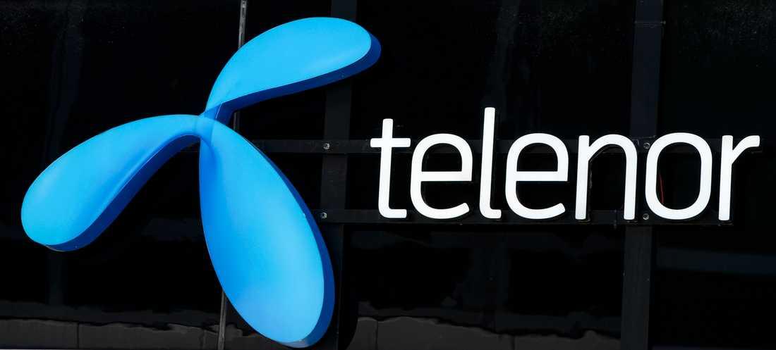 Mobiloperatören Telenor har drabbats av ett intrång där 30000 kunduppgifter kan ha läckt ut. Arkivbild.