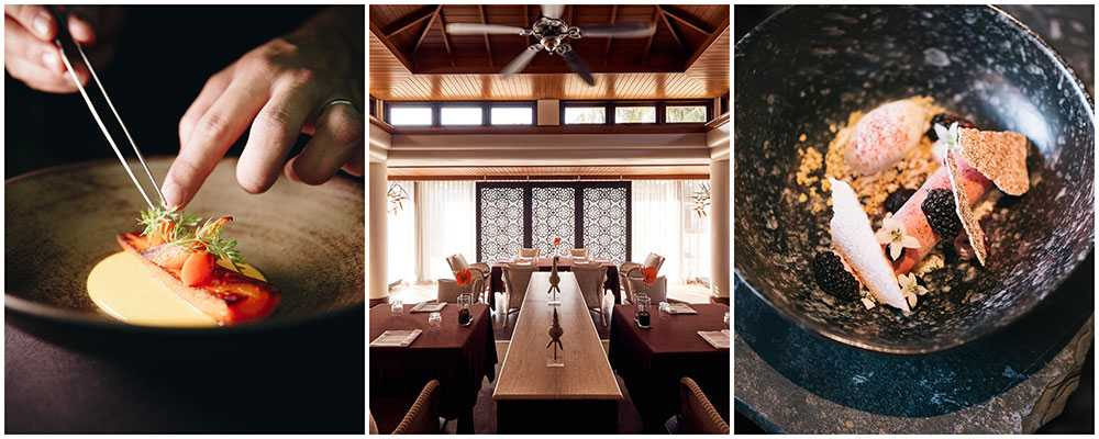 Reaturang Pru i Phuket i Thailand har fått sin första stjärna i Guide Michelin.