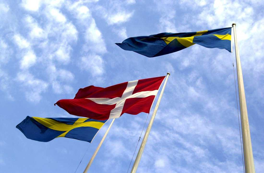 JUST NU: Danmarks gränsbeslut