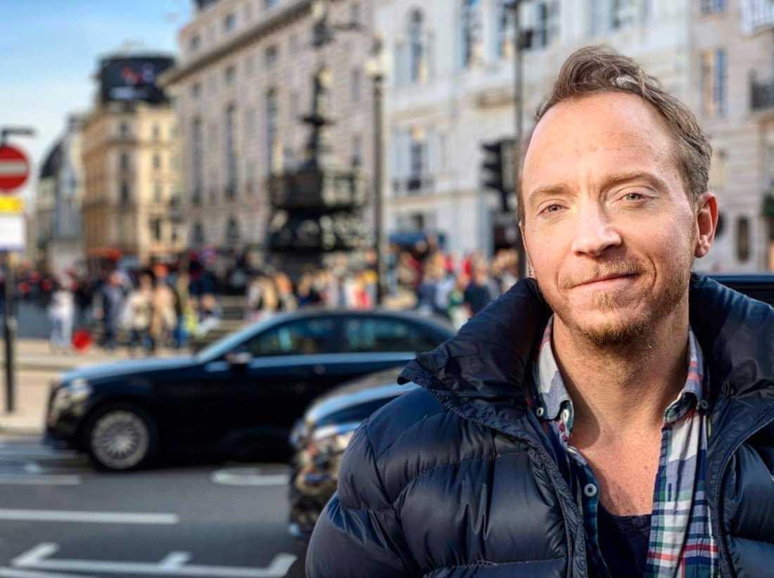 Håkan Berg är favorittippad av Amanda Holden.