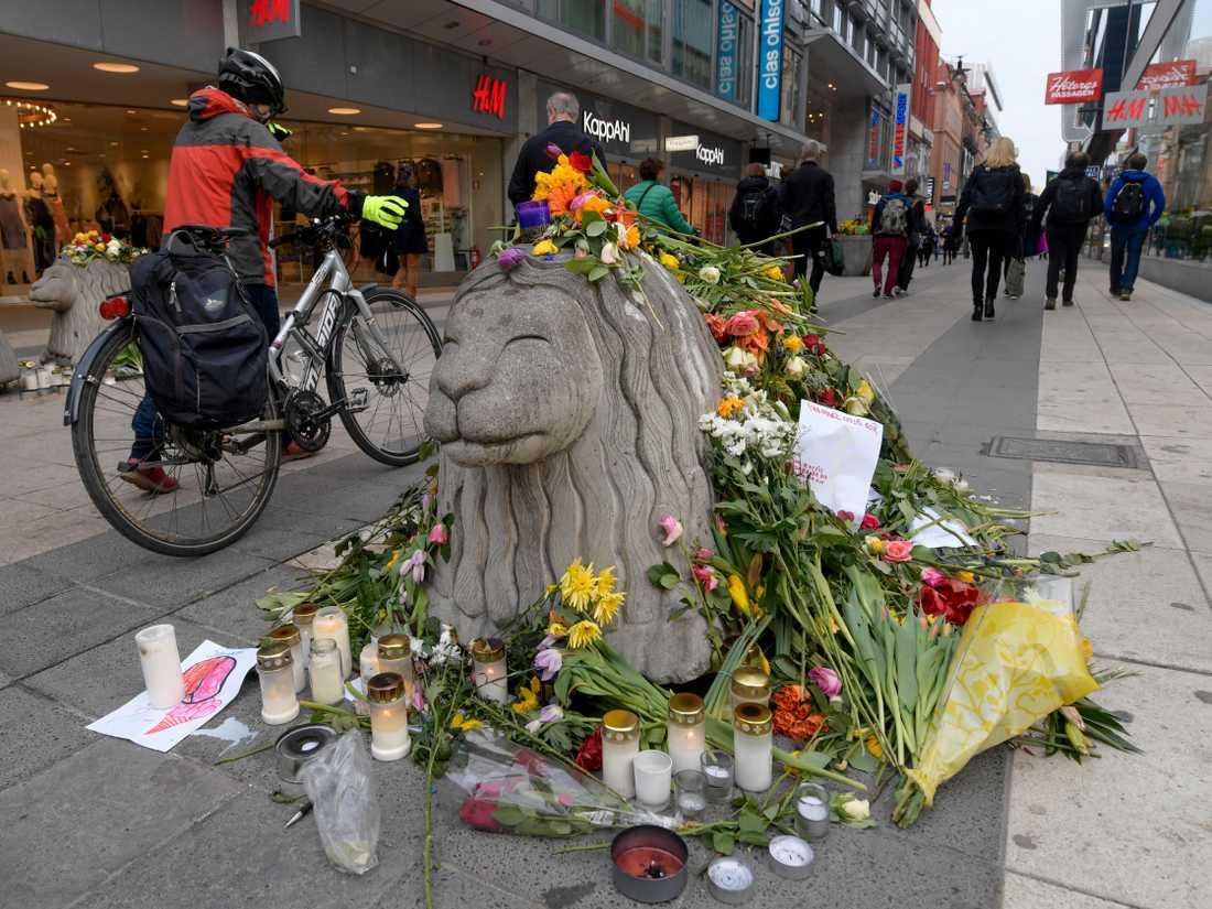Terrorattacken på Drottninggatan påverkade väljarna.