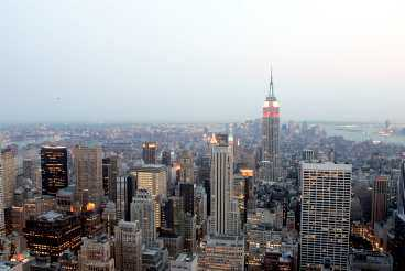 New York är enligt Gunnar Jervas en av platserna där terroristerna kan slå till igen.