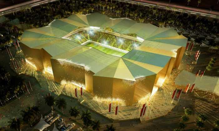 Umm Slal Stadium, Umm Slal. Kapacitet: 45 120