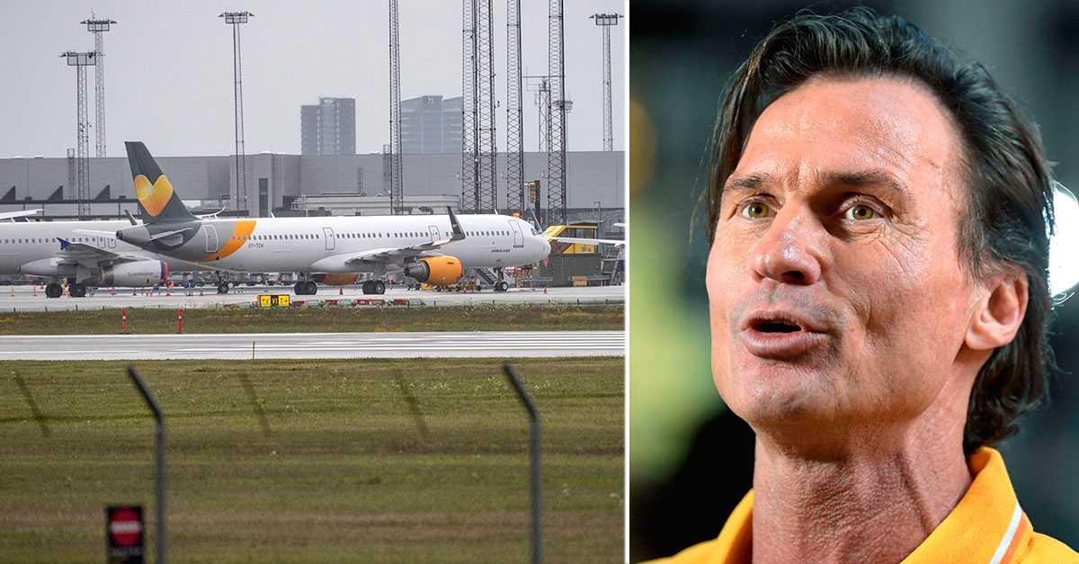 Hotet från Stordalens flygbolag: Sänk lönen – eller få sparken