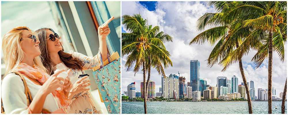 """Ett rekordstort köpcentrum, """"The American Dream"""", ska byggas i Miami."""