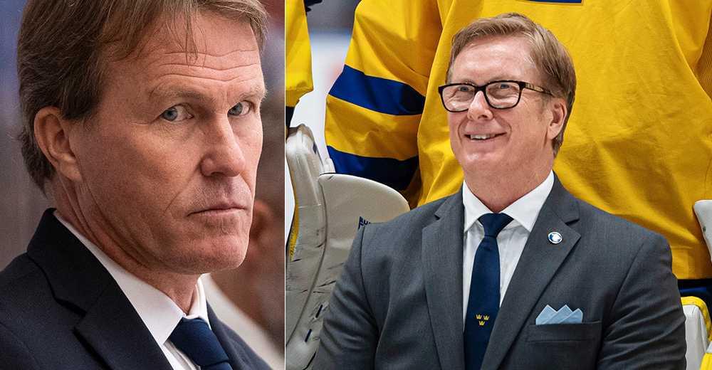 Johan Garpenlöv och Tommy Boustedt.