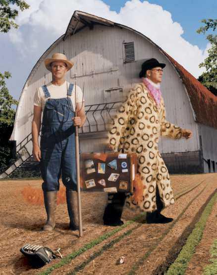 """Den hoppfulla """"The real dirt on farmer John"""" och den lågmälda men hårresande """"The Planet"""" (nedan) är två av filmerna som visas på temat mat, makt och miljö."""
