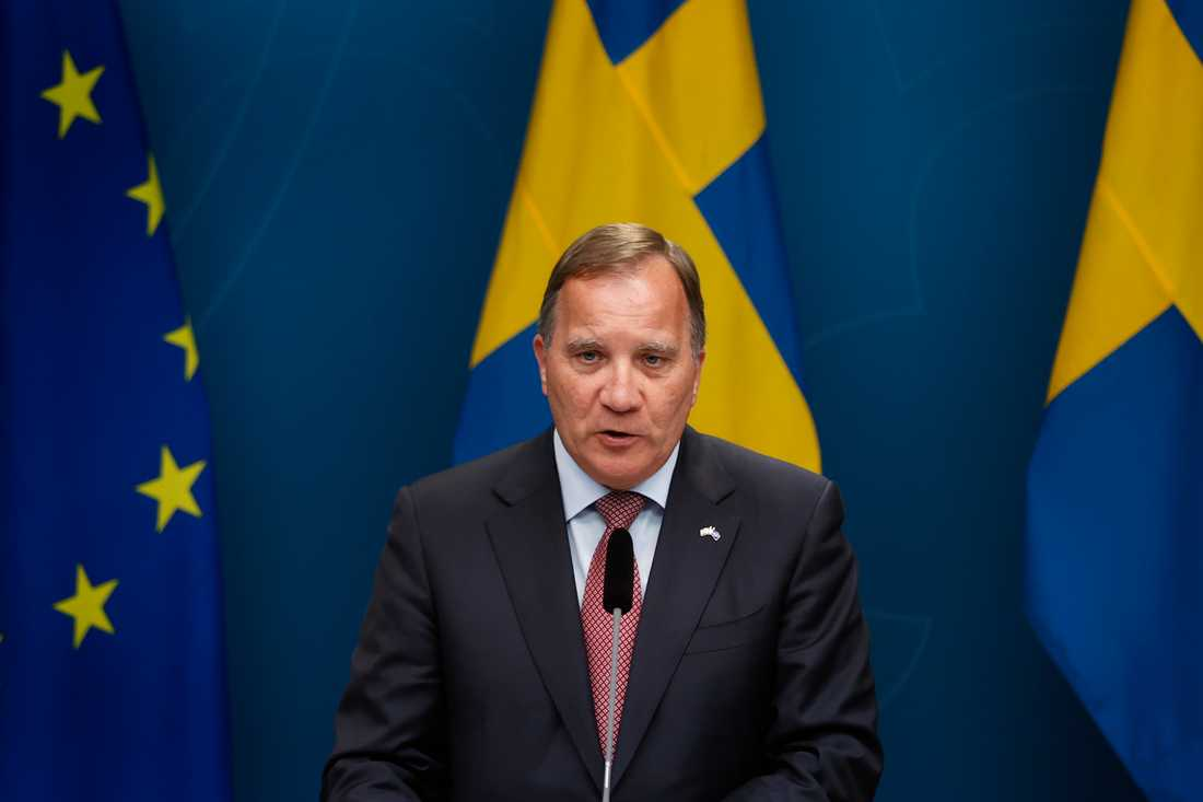 Från den 13 juni får personer som är symtomfria resa inom Sverige, meddelande statsminister Stefan Löfven.