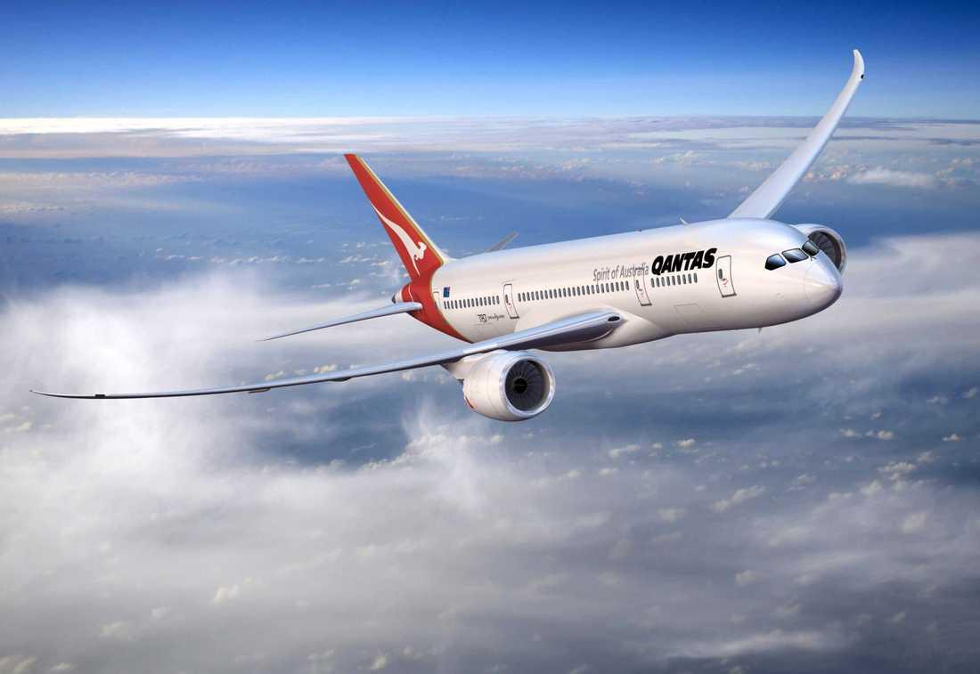 Nu har Qantas slagit världsrekord med nya flygningen.