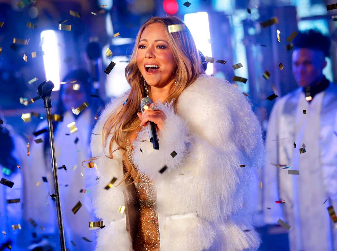 Mariah Carey. Arkivbild.