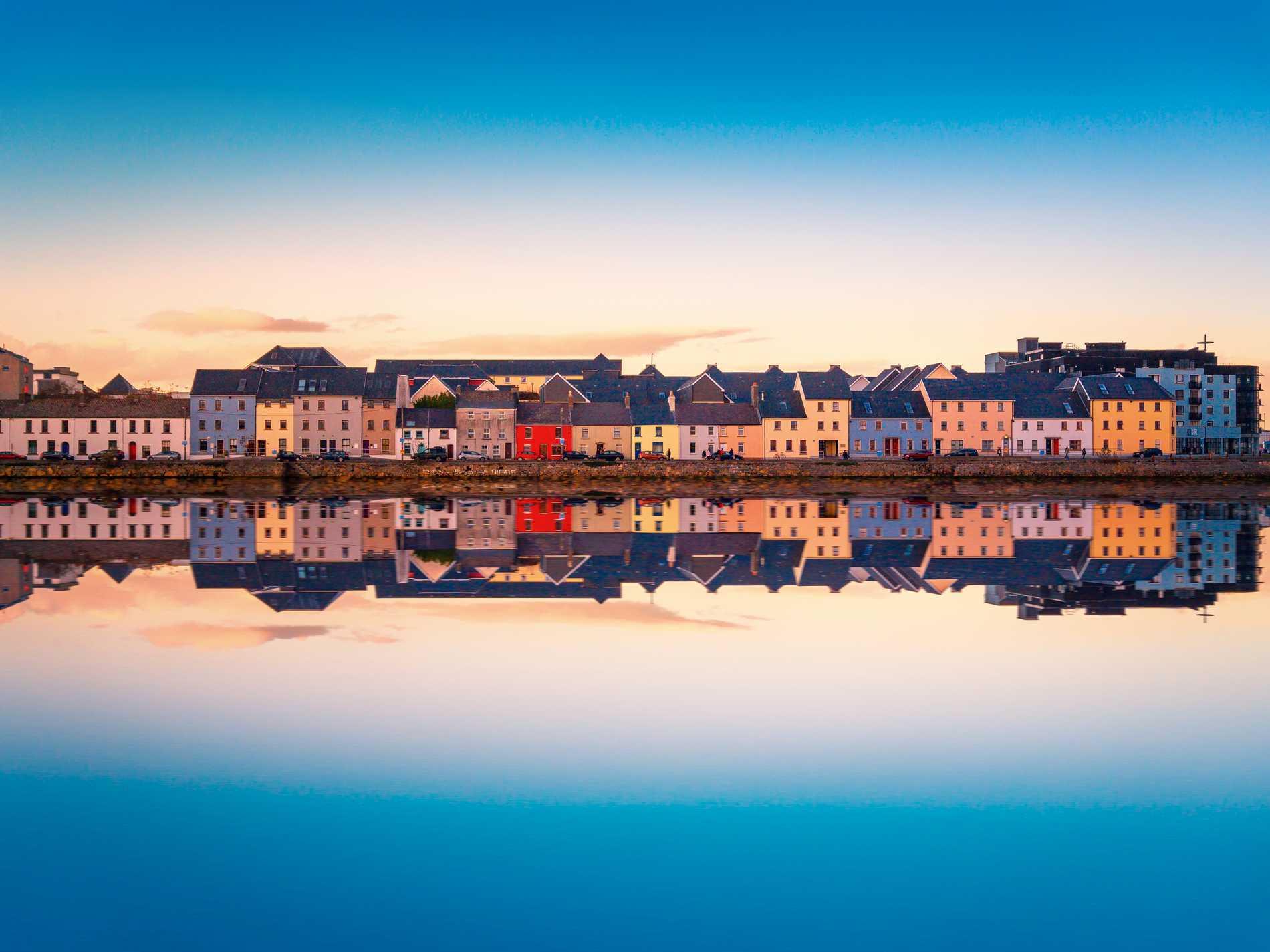 Är det här Irlands mest fängslande stad?