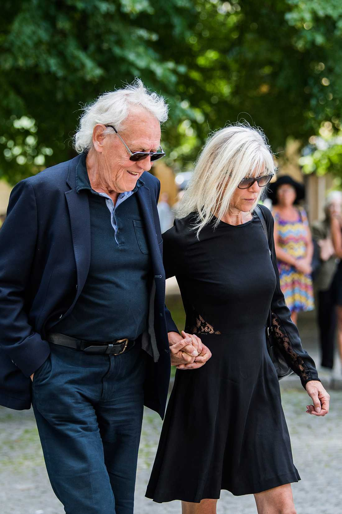 Kay Pollak och Carin Pollak.