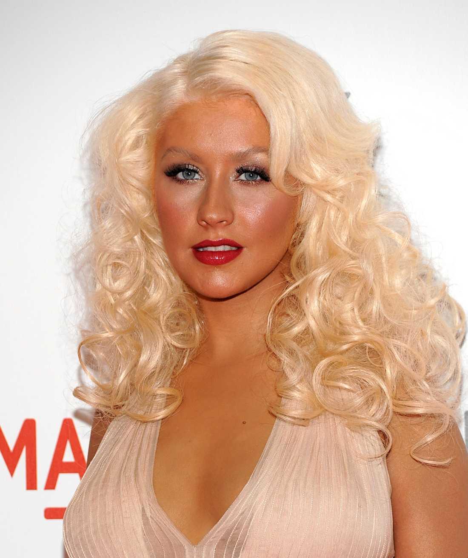 Christina Aguilera Jag anar rävspel och fuskkrämer…