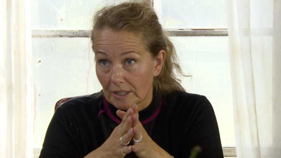 Yvonne Ryding.