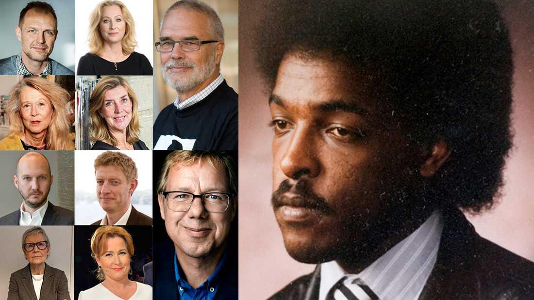 Utvecklingen på Afrikas horn ger även hopp för den svenske medborgaren och journalisten Dawit Isaak som i drygt 6140 dagar suttit fängslad med ett antal kollegor, skriver debattörerna.