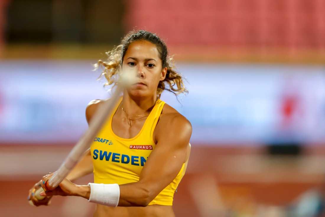 Angelica Bengtsson, stavhopp