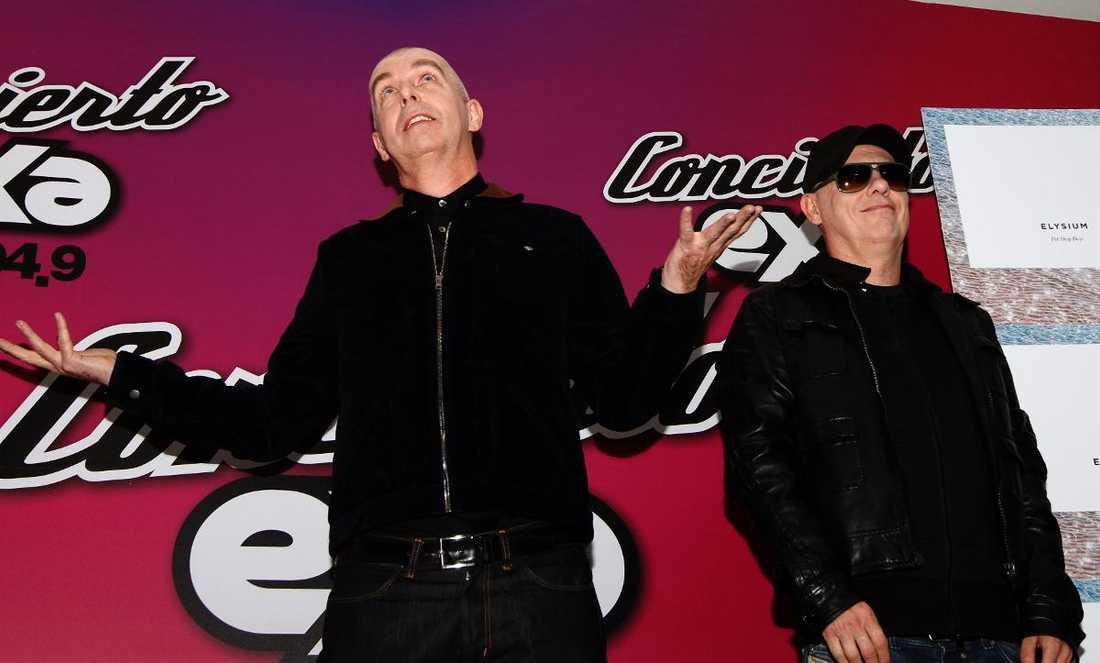 """""""it's alright"""" Pet Shop Boys har släppt igenom en del tveksamma produktioner på nya skivan men är alltjämt älskvärda."""