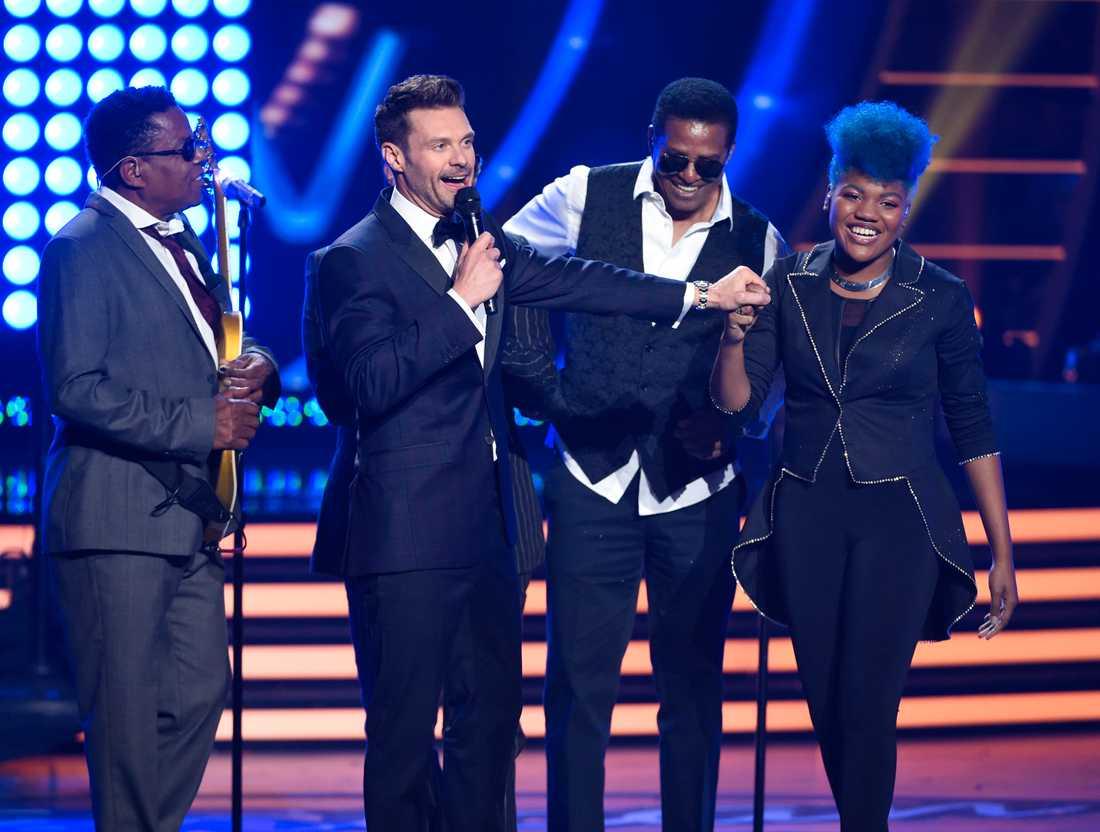 """Ryan ledde under många år amerikanska """"Idol""""."""