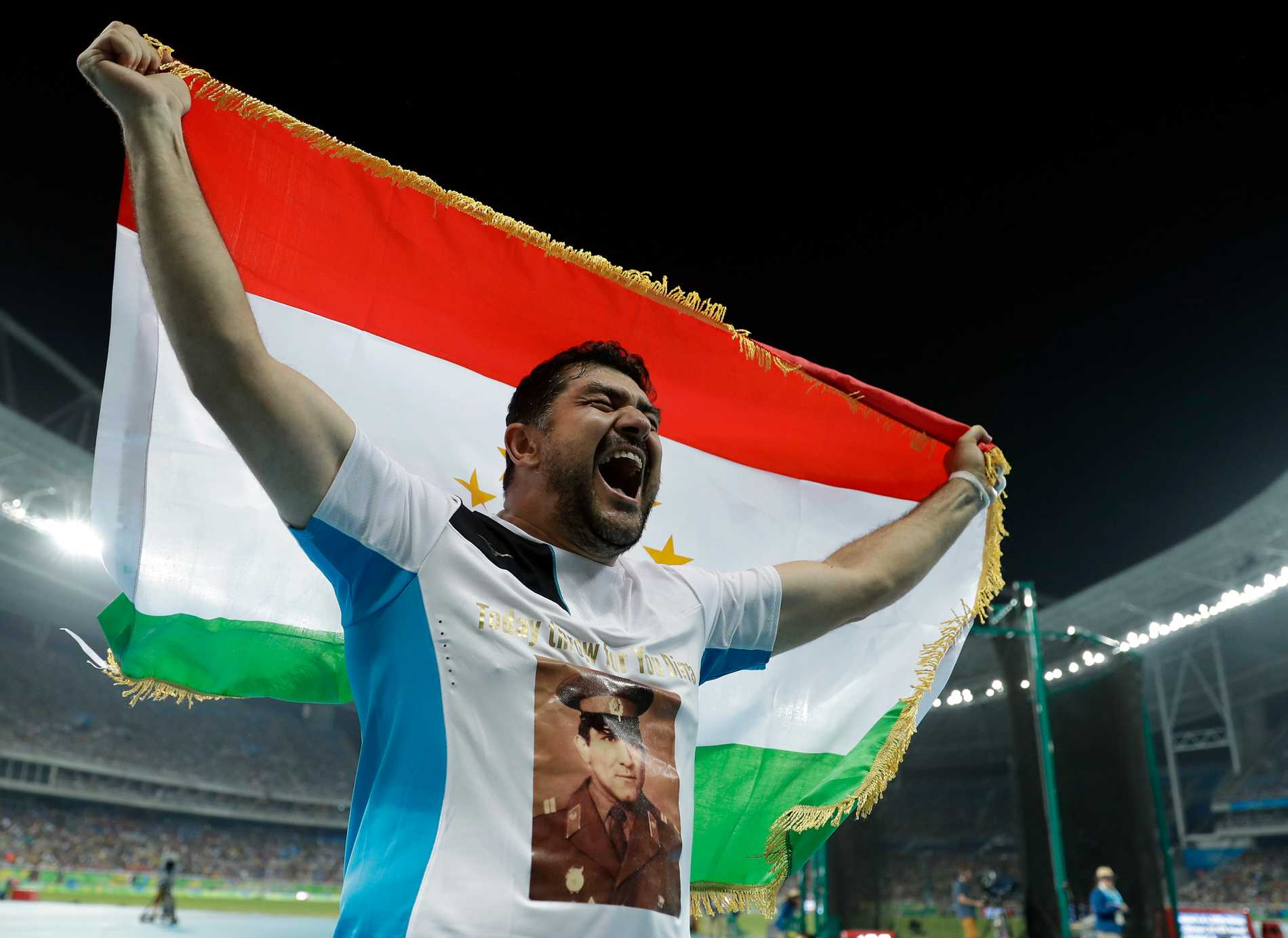 Nazarov firar OS-guldet.