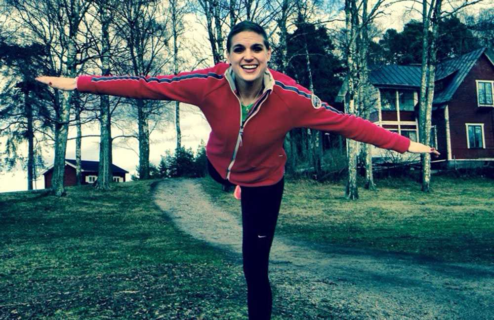 Nadja Casadei har friskförklarats från cancern.
