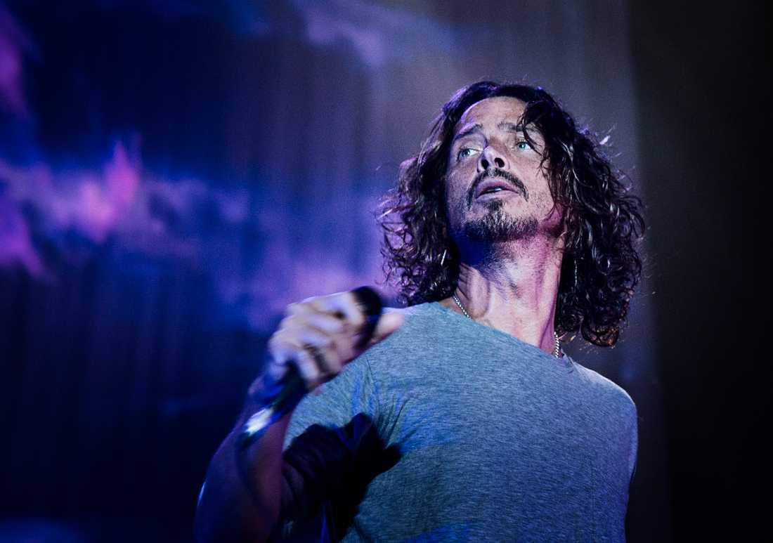"""Soundgarden, vars sångare Chris Cornell gick bort i fjol, släpper för första gången sitt samlingsalbum """"A-sides"""" på vinyl."""
