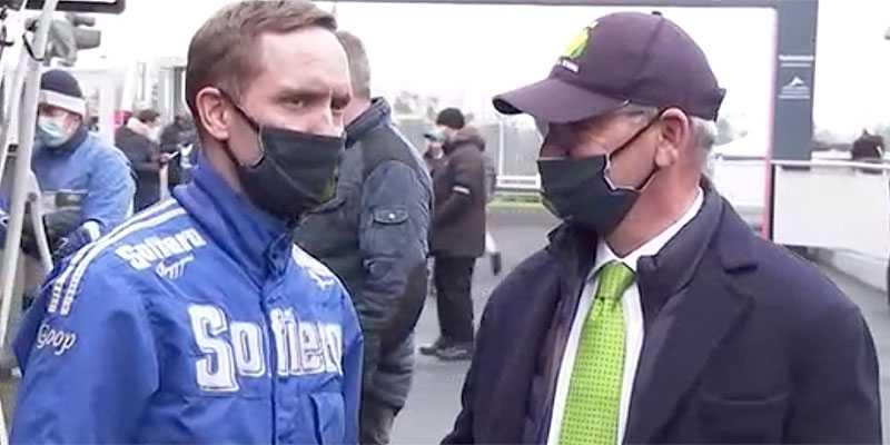Björn Goop och Antonio Somma.