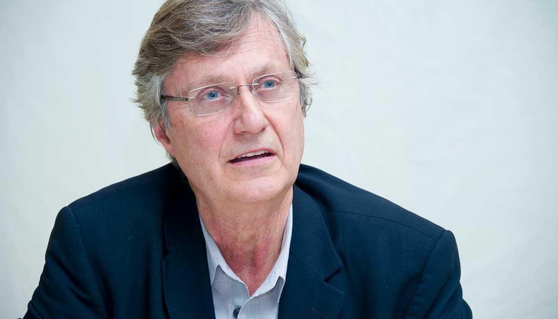 Lasse Hallström är besviken över filmbolagets beslut.