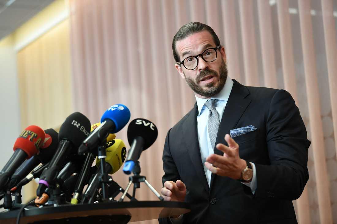 Slobodan Jovivic, ASAP Rockys advokat.