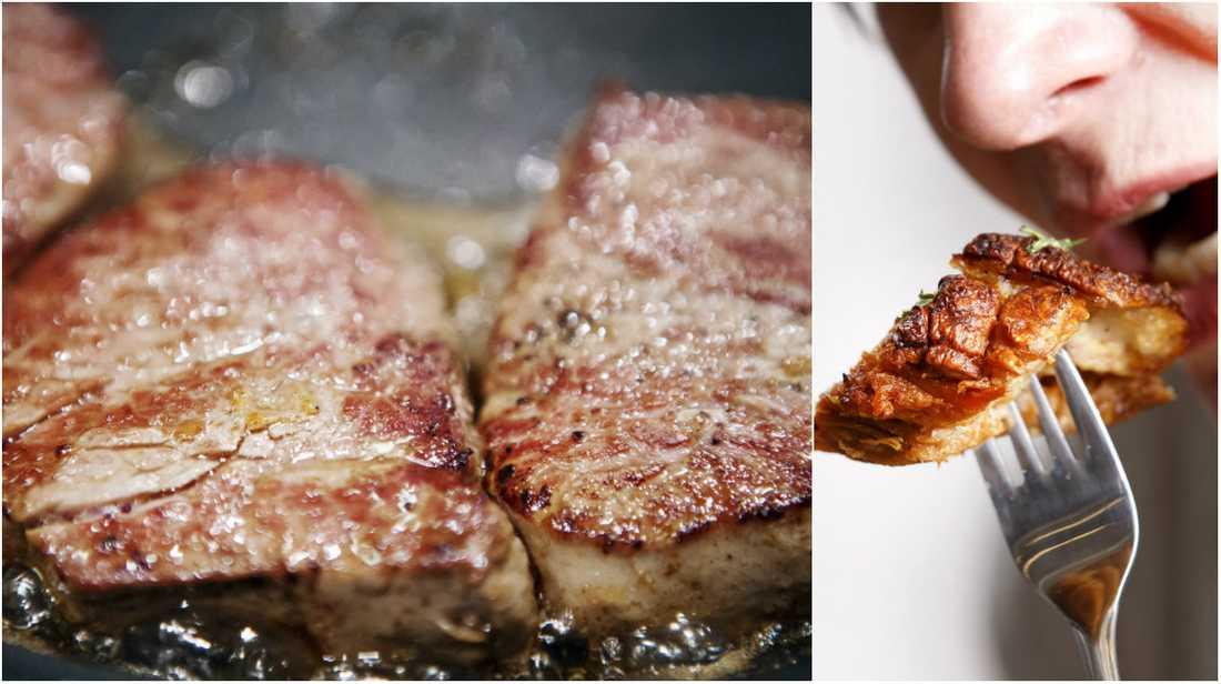 Vi bör minska vår köttkonsumtion – om vi vill värna om vårat klimat menar forskare.
