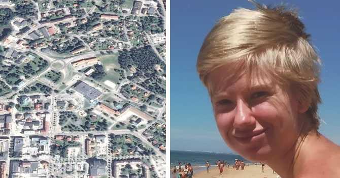 15-åriga Emelie försvunnen i Ludvika