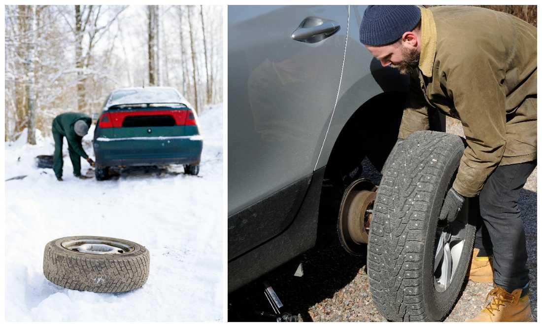 Här är datumen du ska hålla koll på för att byta däck - innan värsta vintern kommer.