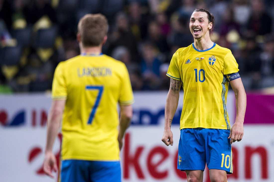 Zlatan Ibrahimovic och Blågult skapar rusning på Frankrikeresor.