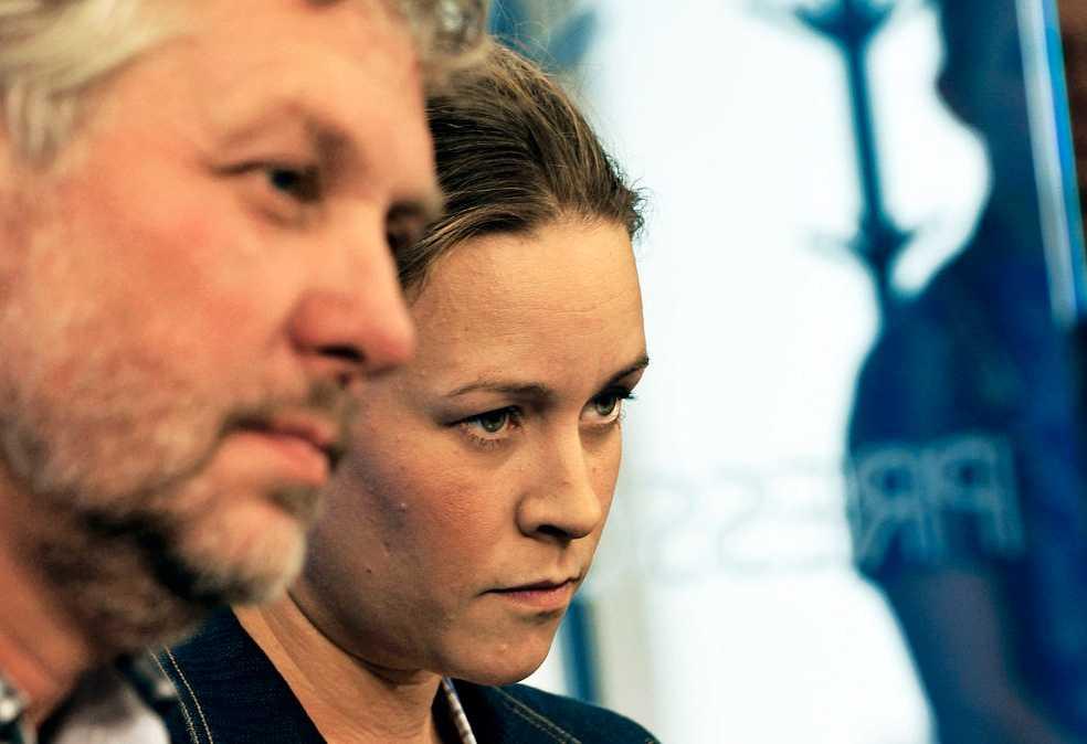 Försvinner Peter Eriksson och Maria Wetterstrand.