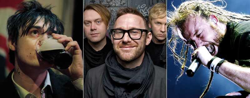 Toppar Arvikas lineup Babyshambles, Kent och In Flames.