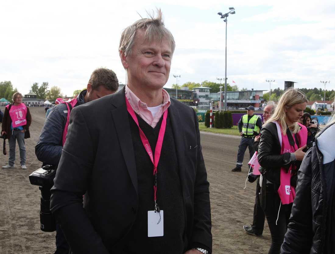 Storhästägaren Lennart Ågren
