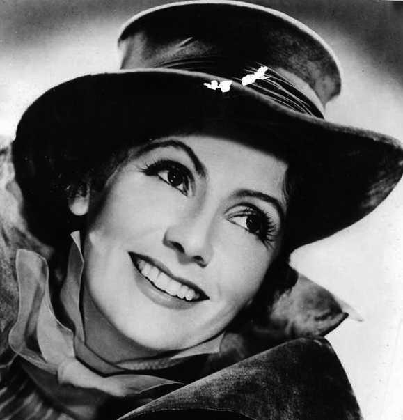 Greta Garbo i filmen Marie Walewska. Foto: Scanpix