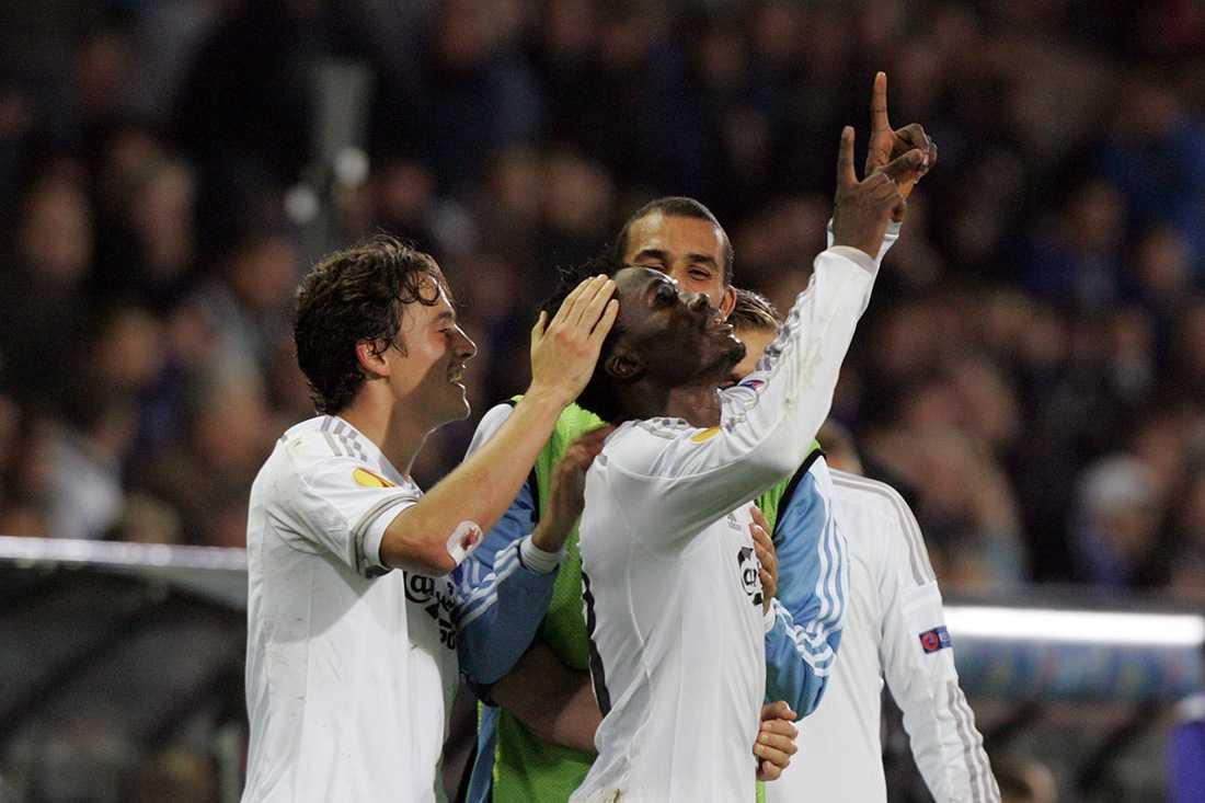 Amartey firar med FCK.