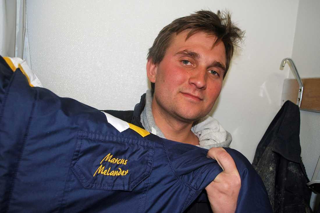 """25-åriga Marcus Melander siktar på att vinna världens största unghästlopp, Hambletonian, i år: """"Stora förhoppningar"""""""